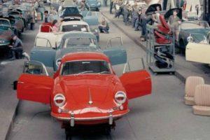 Porsche e Recaro celebram 70 anos de parceria