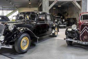 """Exposição """"Citroën: Um século de inspiração"""" no Salão Motorclássico"""
