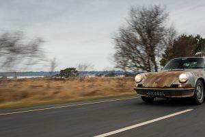 Porsche 911S Targa: Preservado, não restaurado