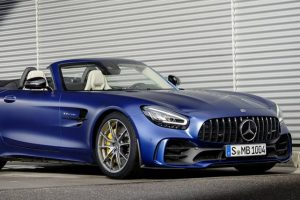Mercedes anuncia novo AMG GT R Roadster