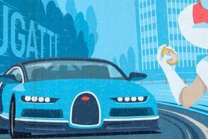 A inacreditável história de beleza e de maus negócios da Bugatti