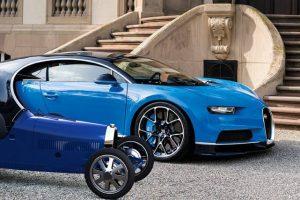 Bugatti celebra 110 anos com o renascimento do Bugatti Baby