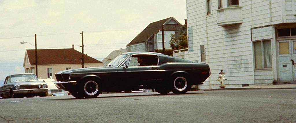 70 mm: Bullit (1968)