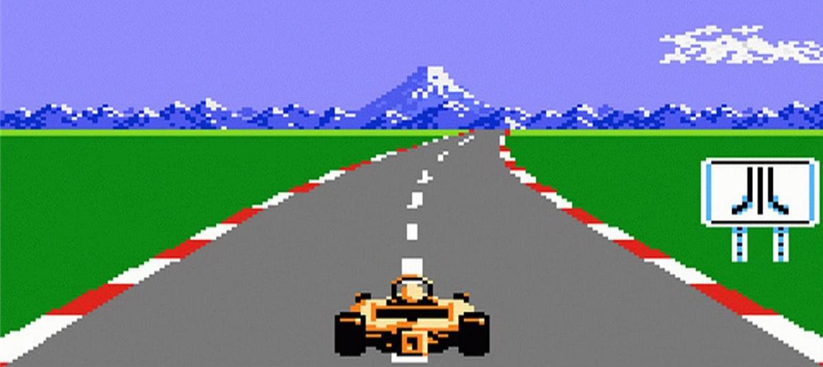 Os cinco videosjogos de corridas que marcaram a década de 80