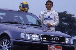 Cinco automóveis pessoais de Ayrton Senna