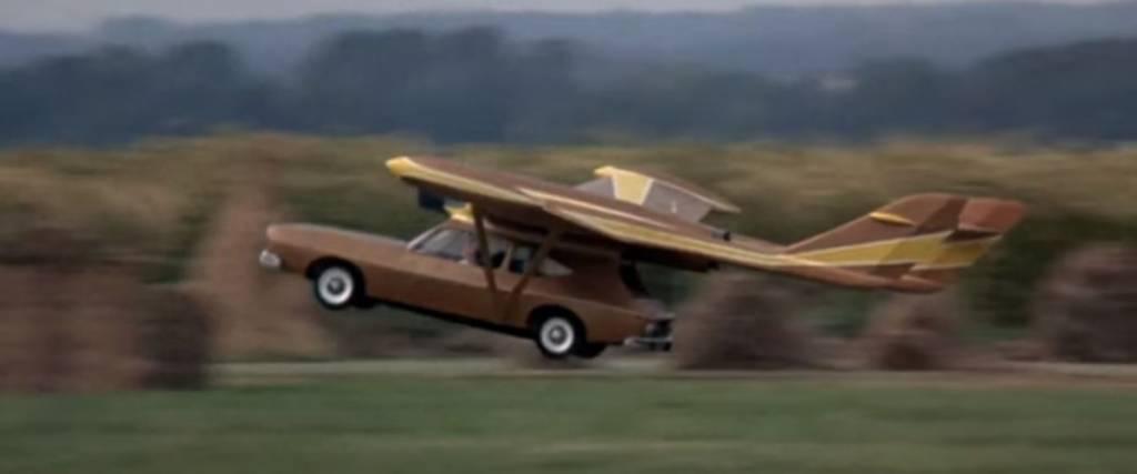 Os 5 automóveis mais bizarros da sétima arte