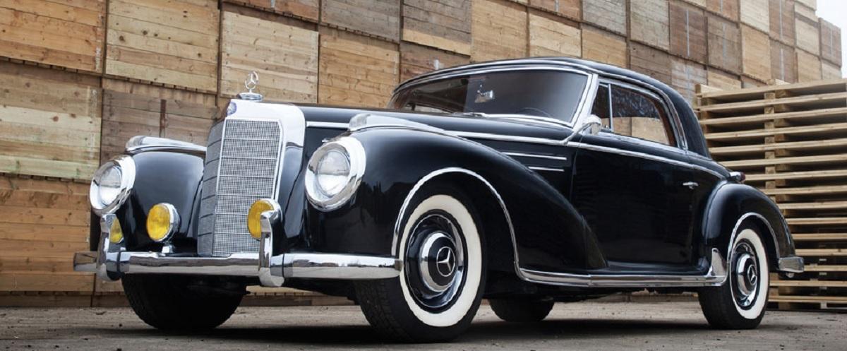"""Mercedes-Benz 300 Sc, o automóvel de luxo para as """"autobahn"""""""