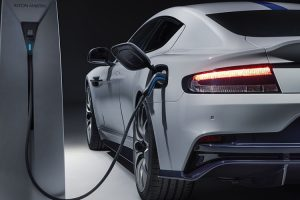 O primeiro Aston Martin eléctrico vai para a garagem de 155 clientes