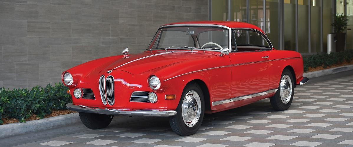 BMW 503, o automóvel que quase levou à extinção da marca