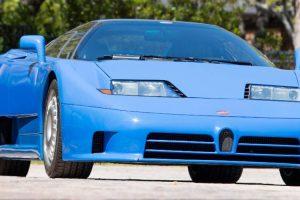 110 anos da Bugatti celebrados na Salão Motorclássico