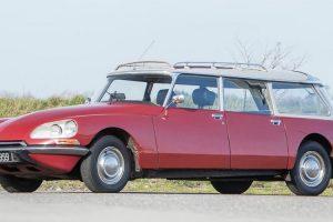 Citroën DS Safari, a rara carrinha familiar francesa