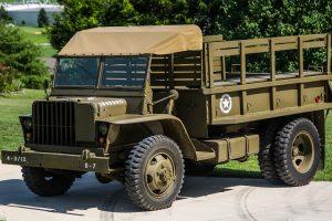 Ford GTE Burma Jeep, o raro camião da Segunda Guerra Mundial