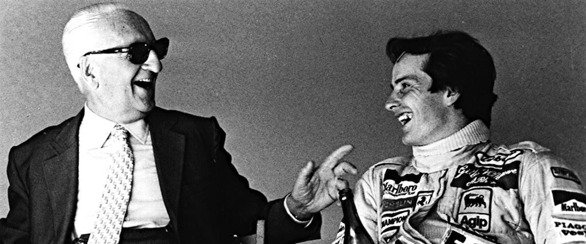 Gilles Villeneuve, a escolha de Enzo Ferrari