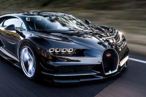 O formato da grelha da Bugatti: Ferradura ou ovo?