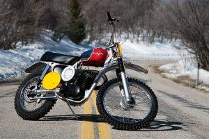Husqvarna Viking 360: A moto que afastou Steve McQueen da Triumph