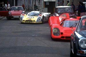 Um passeio até Le Mans