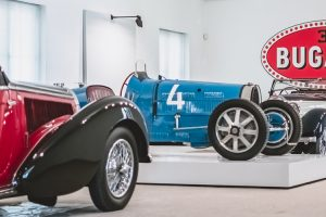 "Museu do Caramulo inaugura exposição ""The Bugatti Collection"""