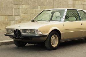 BMW recria protótipo desaparecido desde 1970