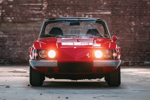 RM Sotheby's leva a leilão exemplar único do Ferrari 330 GTC Zagato