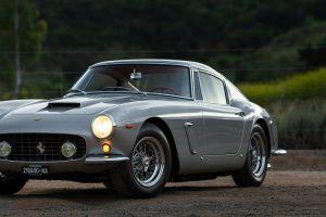 Ferrari 250 GT SWB Berlinetta pode chegar aos 10 milhões de dólares em leilão