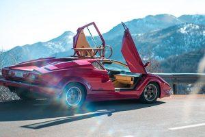 Lamborghini Countach: A segunda oportunidade