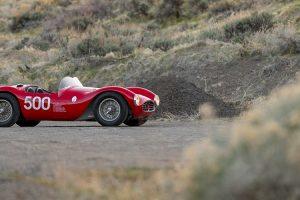 Maserati A6GCS pode chegar aos 3,7 milhões de dólares em leilão