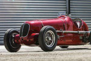 Maserati comemora a vitória do Tipo 6CM na Targa Florio de 1939