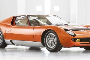 """Polo Storico da Lamborghini descobre e certifica o Miura utilizado em """"The Italian Job"""""""