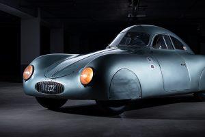 Porsche Type 64 pode chegar aos 20 milhões de dólares em leilão