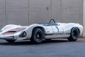 Porsche 910/8 Bergspyder, o automóvel que a Porsche não quer restaurar
