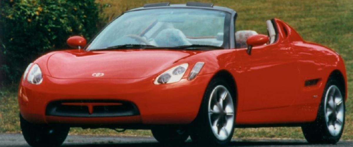 Toyota MR-J, o protótipo que quase substituiu o MR-2