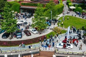 Villa d'Este reuniu os automóveis mais elegantes do mundo