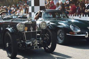 Rampa Histórica do Caramulo Motorfestival rebaptizada pela Michelin