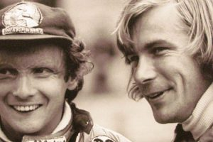 Niki Lauda, uma vida em imagens
