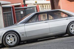 Ferrari Pinin, o único cavallino rampante de quatro portas