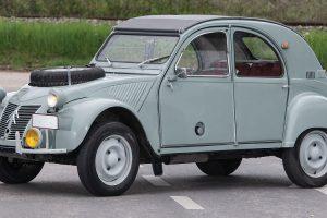 Citroën 2CV Sahara 4×4, a resposta da marca francesa aos todo-o-terreno