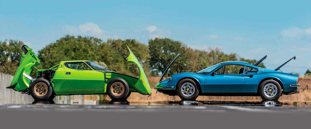 Lancia e Ferrari: Quatro casamentos e um funeral (anunciado)