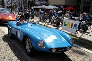 Maranello Legacy realizou o seu terceiro passeio solidário