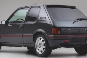 Peugeot 205, o hatchback mais seguro do mundo