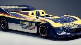 """Porsche 917/30, o """"TurboPanzer"""" responsável pelo fim do Can-Am"""