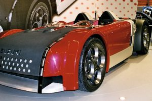 Suzuki GSX-R/4, o automóvel inspirado nos modelos de Le Mans
