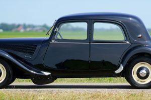Citroën Traction Avant: Da inovação se forja um nome
