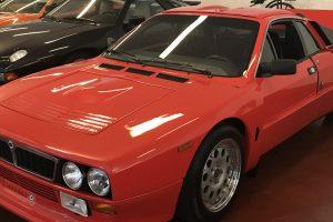 Colecção do Museu do Caramulo recebe Lancia 037 de 1982