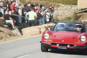 Clube Automóvel de Viseu assegura Rampa Histórica Michelin no Caramulo Motorfestival