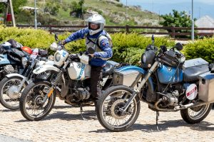 Rider leva 57 motos para a estrada no próximo fim-de-semana