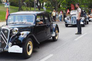 100 anos da Citroën continuam este fim-de-semana