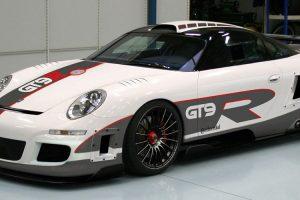 9ff GT9, o Porsche 911 GT1 da era moderna