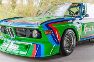 BMW 3.5 CSL de Grupo 5 permaneceu abandonado numa quinta durante décadas