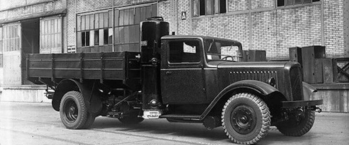 Como a Citroën sabotou a produção de camiões nazis na Segunda Guerra Mundial
