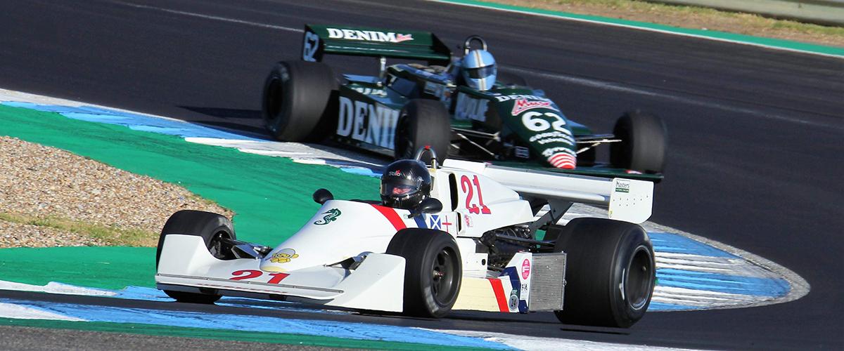 Estoril Classics 2019 com Fórmula 1 em dose dupla